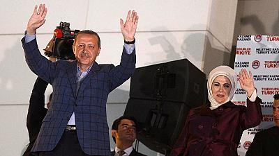Erdogan wins Turkish presidential election, vows reconciliation