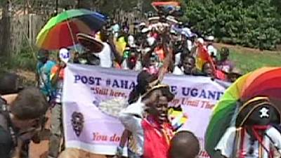 Uganda: First pride parade since anti-gay law overturned – nocomment