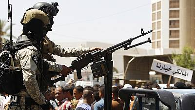 US backs new Iraq government as al-Maliki forced out