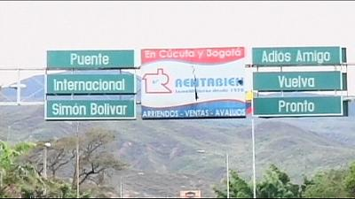 Venezuela closes border with Colombia in anti-smuggling move