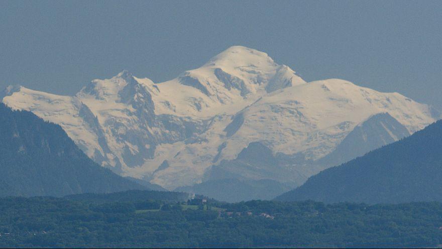 France : six alpinistes se tuent dans le massif du Mont-Blanc