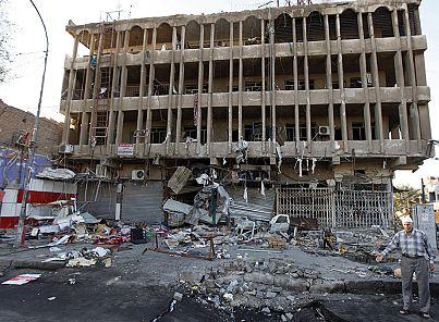 مخاض عسير في العراقومقتل8 أشخاص في تفجير قرب مسكن حيدر العبادي  euronews, العالم