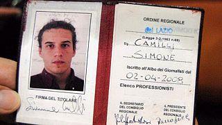 Giornalista italiano salta in aria a Gaza