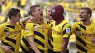 Borussia Dortmund down Bayern Munich to claim German Supercup