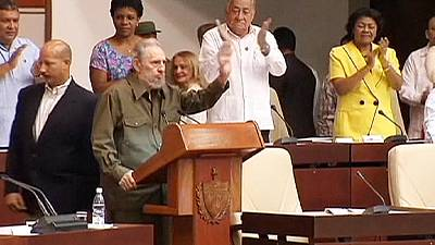 Elusive Castro misses 88th birthday