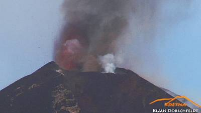 Mount Etna spews fire and ash in latest eruptions – nocomment