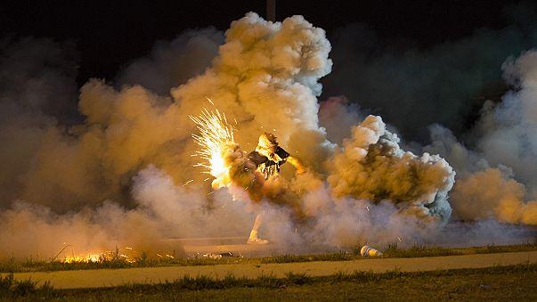USA : les tensions continuent à Ferguson