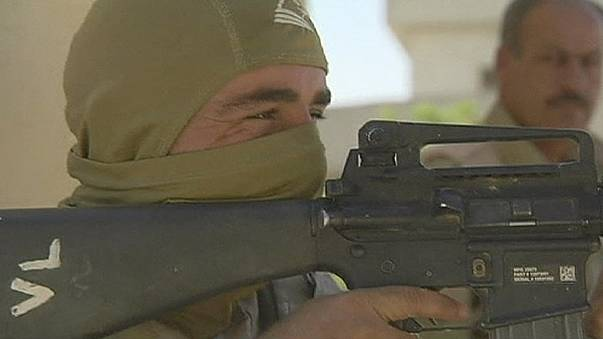 Las tropas kurdas buscan reafirmarse ante el Estado Islámico en Irak