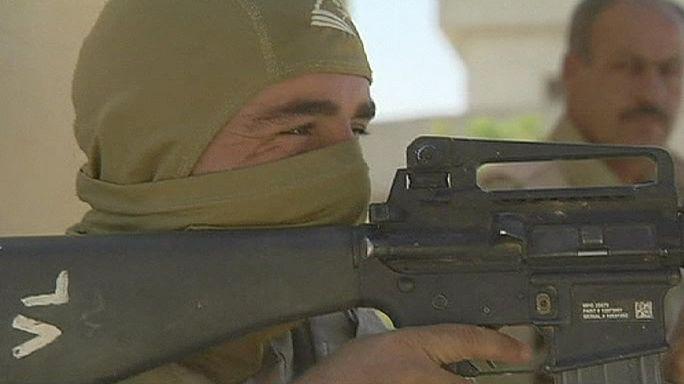 Les Peshmergas kurdes, seuls remparts aux jihadistes irakiens
