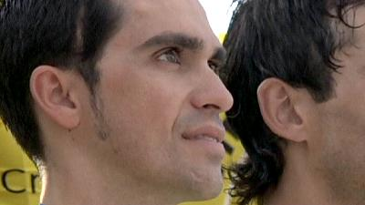 Contador confirms Vuelta start