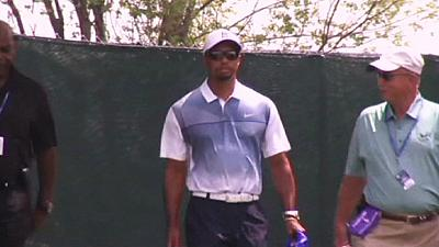 Woods out of Ryder Cup