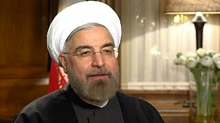 Az iráni elnök megtörte a hagyományt