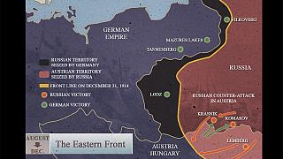 WWI: The Eastern Front