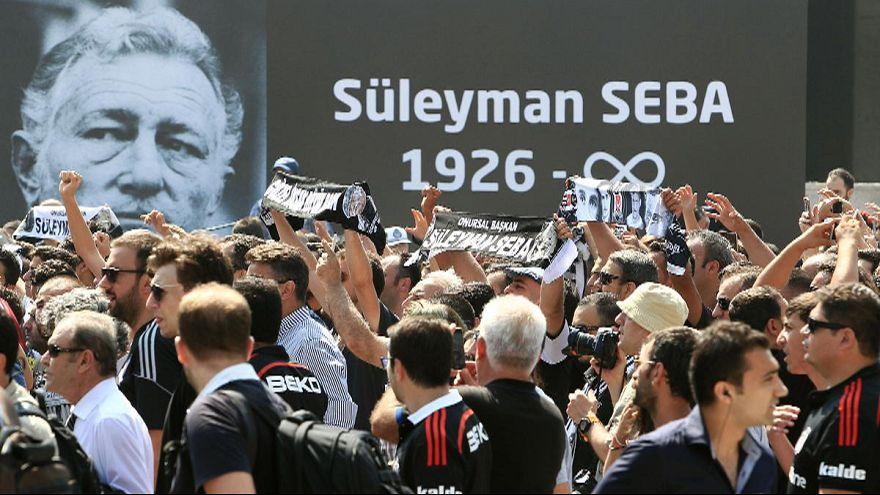 Süleyman Seba'ya veda