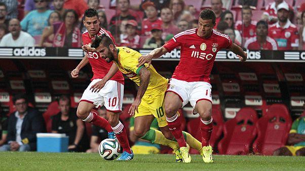 Liga Portuguesa: FC Porto e Benfica vencem e Sporting empata em Coimbra