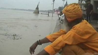 At least 180 killed in flooding and landslides in India and Nepal