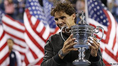 Nadal out of U.S. Open