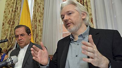 Wikileaks founder Assange hopes UK legal changes could end long embassy stay
