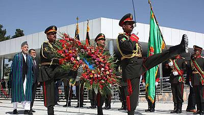 Karzai hopes for end to political impasse as Afghans mark independence