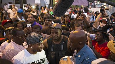 Missouri: officials suggest daytime protests may deter violent minority