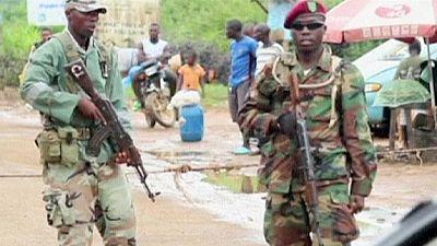 Toque de queda en Libera para combatir el avance del ébola
