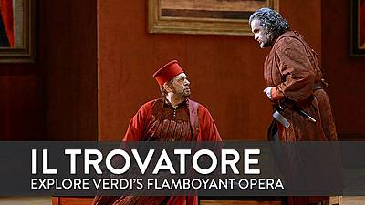 Il Trovatore: A Song of Night, Fire and Vengeance