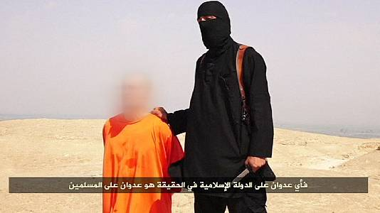 James Foley 'beheading': UK's Cameron in emergency meetings