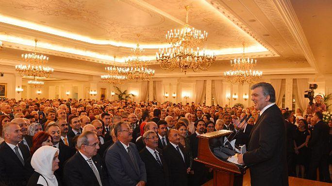 Abdullah Gül başbakanı açıkladı: Davutoğlu