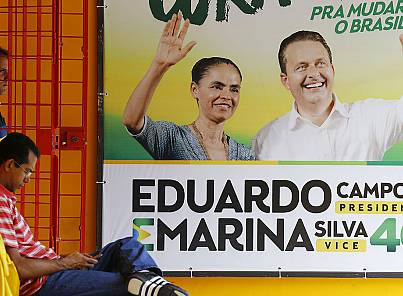 Marina Silva set to enter Brazil