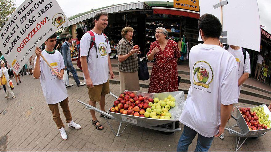 Campaña viral de los agricultores polacos contra el embargo ruso