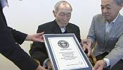 World's oldest man wants two more years