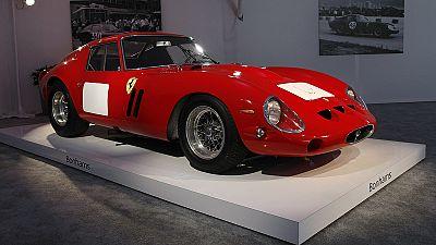 Voiture de collection : la folie Ferrari
