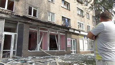 Ukraine fighting kills dozens of civilians, say Donetsk authorities