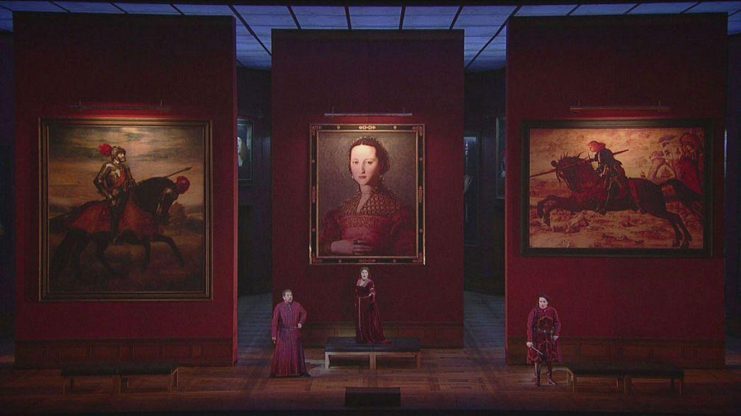 """""""El Trovador"""" reactualizado en el Festival de Salzburgo"""