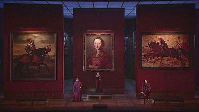 """Un """"Trovatore"""" dal cast stellare incanta Salisburgo"""