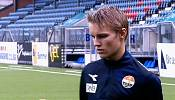 Fifteen-year-old Martin Odegaard set to make Norwegian soccer history