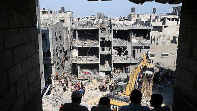 Israel tötet drei hochrangige Hamas-Kommandeure im Gazastreifen