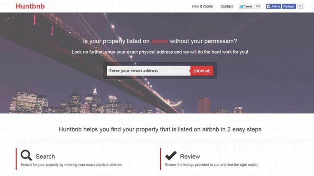 Bremst Huntbnb Airbnb aus?