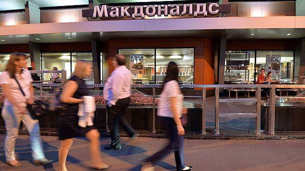 Russia closes McDonald's restaurants amid Ukraine tensions
