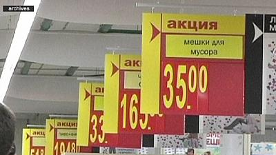 Food prices rise in Russia because of food import ban