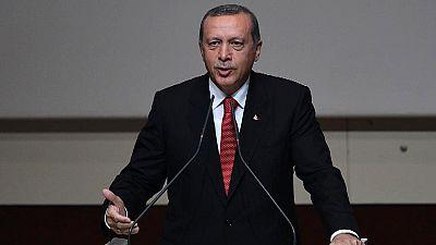 Erdogan names next AK party leader