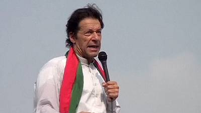 Imran Khan suspends talks with Pakistan government