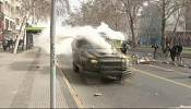 Protesters demand education reform in Chile