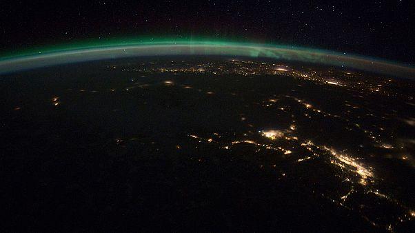 La diretta sull'Aurora Boreale 2014