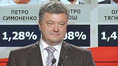 "Poroshenko vai deixar o ""reino do chocolate"""