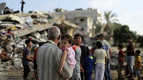 Gaza battered by another night of Israeli airstrikes
