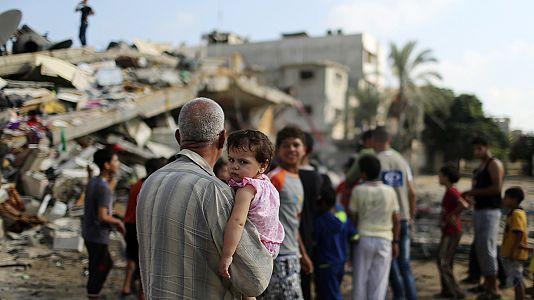 Gaza: Au moins trente raids nocturnes de Tsahal