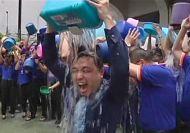 Thailand: Huge ALS ice bucket challenge