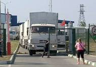 Ukraine accuses Russian aid convoy of stealing factory equipment
