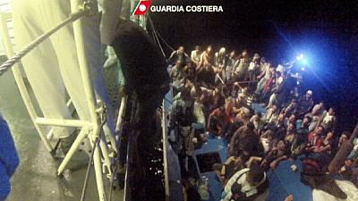 Deadly weekend in the Mediterranean for migrants